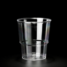 170ml plastic glass disposable cups heat resistant