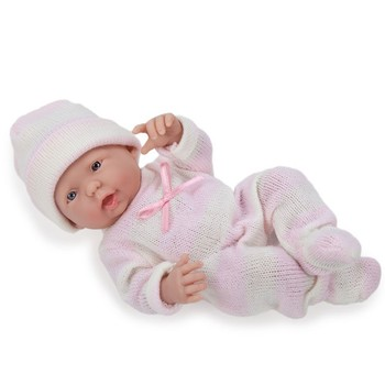 Mini Vinyl 9.5'' Newborn Boutique Baby Dolls