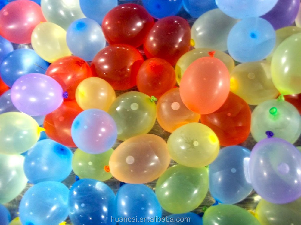 kids magic ballon 37 pcs Water balloons bundles balloons Water balloons