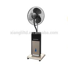 2 in 1 Portable indoor water mist stand fan with spare parts