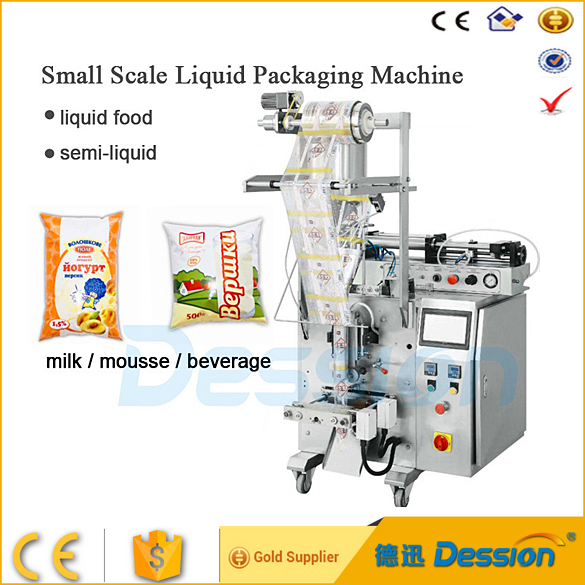 liquid/milk/water/beverage filling sealing bagging machinery