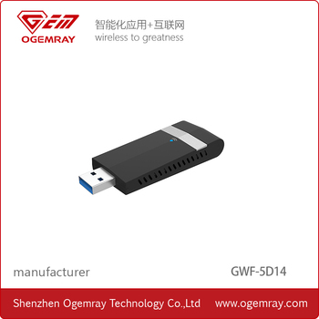 high quality 8812 chipssets 1200Mbps wifi adapter