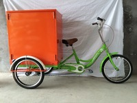 cheap adult cargo tricycle made in tianjin for sale TR010