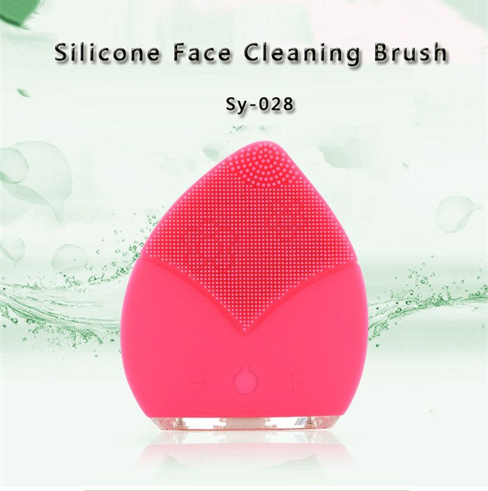 high quality dry brushing skin face electric body exfoliating brush