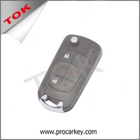 NISSAN CAR NEW SUNNY BUTTONS AUTO TRANSPONDER FLIP KEY SHELL