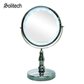 ODM magnifying table mirror LED table mirror standing mirror MJ939