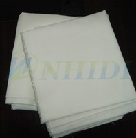 T/C grey fabric for pocketing and interlining, raw white
