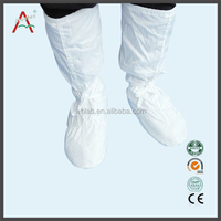 PVC Steel Toe Puncture Resistant Work safty boots used in food industry