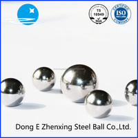 China manufacturer 0.5~10 mm SS 420 stainless steel ball for car parts