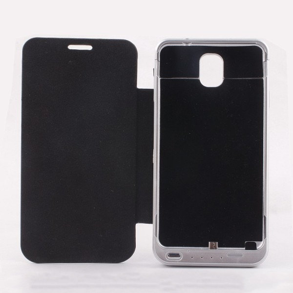 3280mAh External Backup Battery Case for Samsung Galaxy Note 3 Charger Case