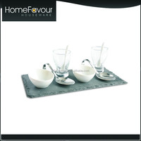 ODM Offered Manufacturer Italy Design Kitchen Table Ware 9pcs Tapas Set