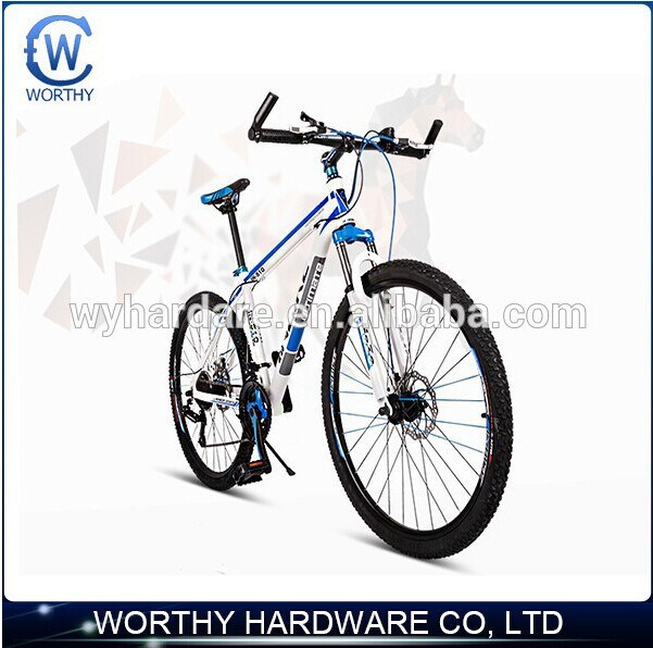 "26""aluminum alloy frame mountain bicycle with E50 108L Steel chain"