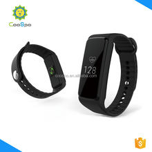 CooSpo bluetooth4.0 ant+ wristband activity sleep tracker manufacturer