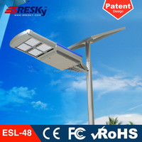 High Power Solar Led Light 48W Display Manufacturers