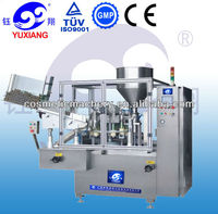 Ointment filling machine plastic tube filling and sealing machine tube filler and sealer