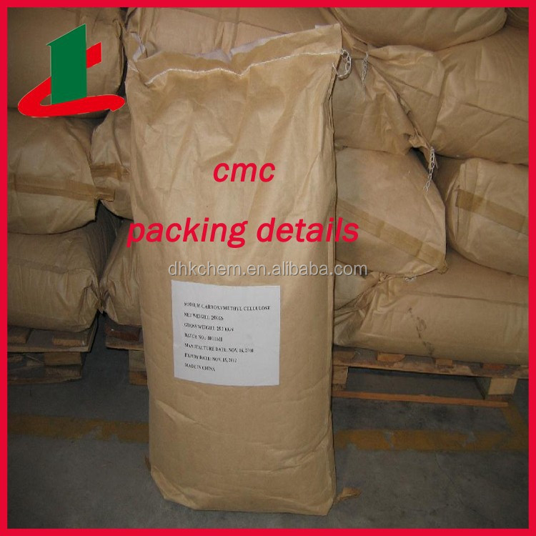 Sodium Carboxymethyl Cellulose CMC