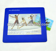 promotion mouse pads with photo insert