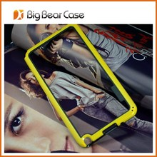 Fashion design luxury case for galaxy note 3 bumper case