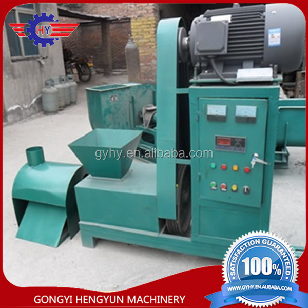 Made in china Multifunctional wood brick briquettes machine