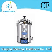 18L/24L portable autoclave pressure steam sterilizer