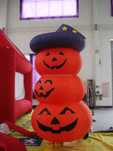 Hot selling inflatable Halloween pumpkin decoration for activity