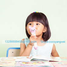 OEM factory educational multi-languages English taling & reading pen reader with audio books