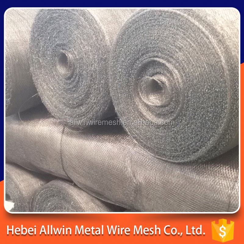 Electrical wire Galvanized High Quality Square Wire Mesh Fence