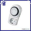 Multi-countries styles OEM white mini 24 hour timer switch