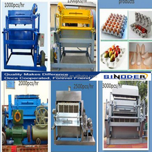 semi-automatic small paper egg tray making machine plastic egg tray making machine egg carton machines