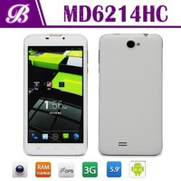 6 inch big touch screen mobile phone and tablet pc Dual sim card 3g android tablet pc