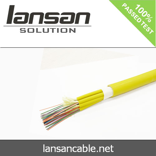 2 4 6 8 12 24 48 96 144 core g652d sinlge multi mode glass fiber optic patch cord cable 1km per meter price