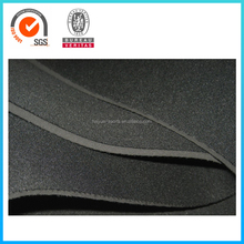 Soft Waterproof Neoprene rubber sheet coated fabric