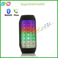 Electronic Audio outdoor my vision Bluetooth Speaker lamp LED Pulse Portable Wireless LED Support NFC Colorful 360 TF