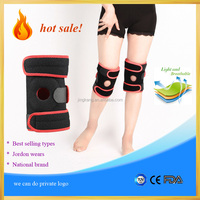 High quality sports fitness knee protection guard brace orthopedic knee support