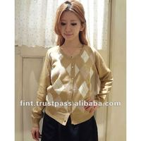wholesale clothing Yoke sax lace sweater embroidery