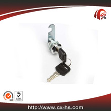 HS102 high quality zinc alloy hardware fitting store metal cabinet door lock