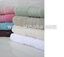 100% Combed Cotton Towels