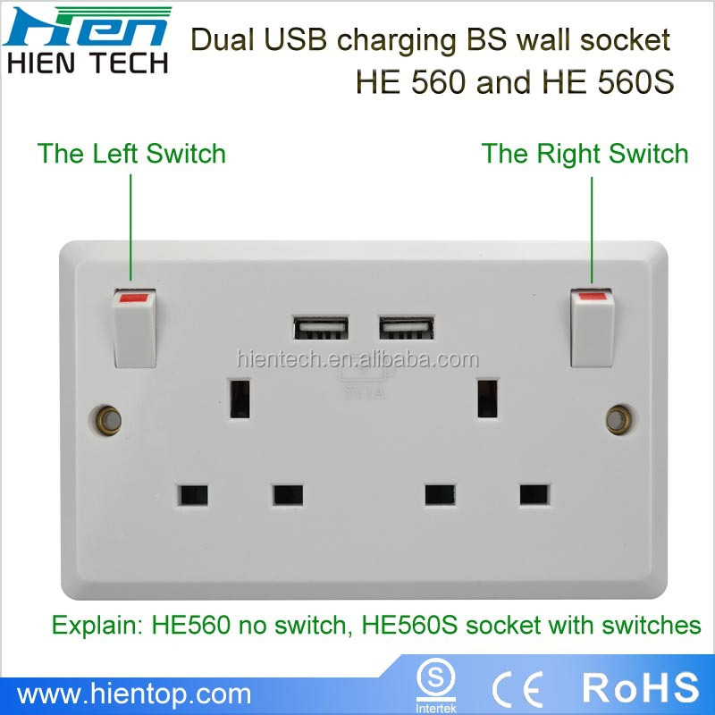 Promotion high quality electric switch and socket modern for Modern electrical switches and sockets