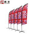 Factory price custom promotion flag banners ,flag banner printing for advertising