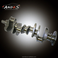 "For Chevy small block 350 4.000"" Stroke 4340 Forged Steel Crankshaft for sale"
