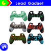 Game Accessories For PS4 Controller Silicone Protective Skin Case Cover