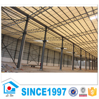 Low Cost Factory Steel Structure Workshop & Plants Building