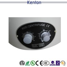 it's Free shipping 800D Desktop Electric Medical Lab Centrifuge Laboratory Centrifuge 4000rpm CE 6 x 20ml