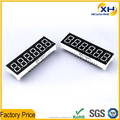 Wholesale Free Sample 6 Digit FND green led display