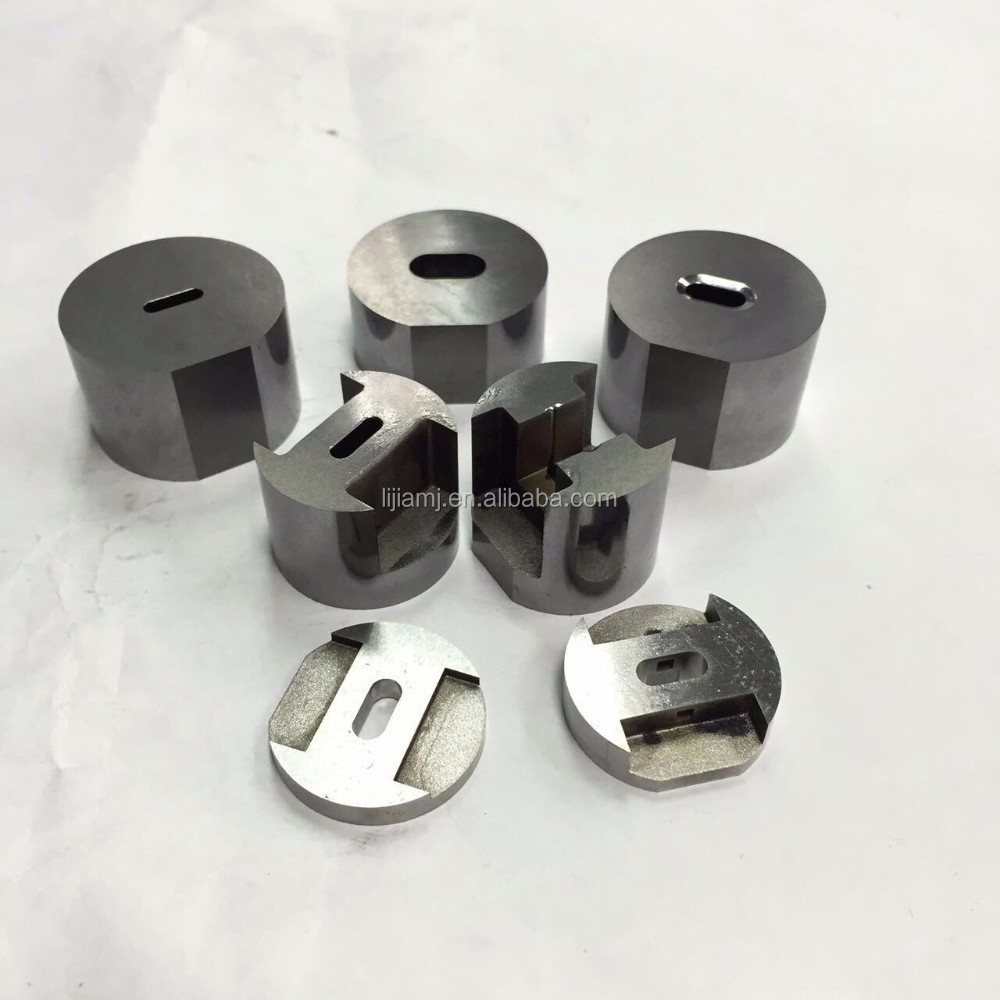 mold parts metal stamping rolling tungsten steel sleeves