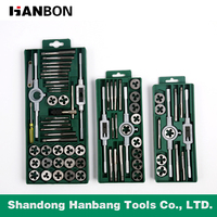 12pcs/20pcs/40pcs Metric Tap Die Set Hand Tools