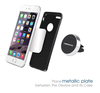 Aluminum Material Air Vent Universal Smartphone Holder For Car
