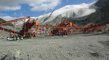 High efficiency and energy saving Stone Crushing Production Line For Feldspar Stone