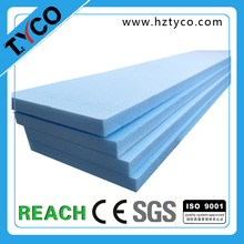 Flame retardant xps sound insualtion foam board XPS insualtion panel for solar thermal system