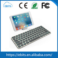 Portable Bluetooth 3.0 Keyboard For All iOS Android Windows Device UK Layout
